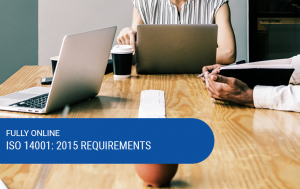 Online ISO 14001 Requirements Course Image