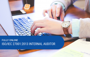 Online ISO 27001 Internal Auditor Course Image