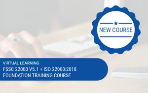 Virtual FSSC 22000 V5 Foundation Training Image