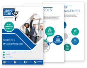 Free ISO 9001:2015 Implementation Guide 2