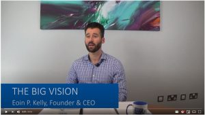 Comply Guru CEO Eoin Kelly Big Vision Video