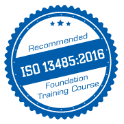 Recommended Course: Online & Self-Paced ISO 13485:2016 Foundation