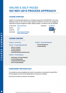 Course-Summary---ISO-9001-Process-Approach-V1