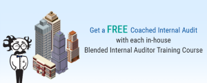 Get a FREE Coached Internal Audit