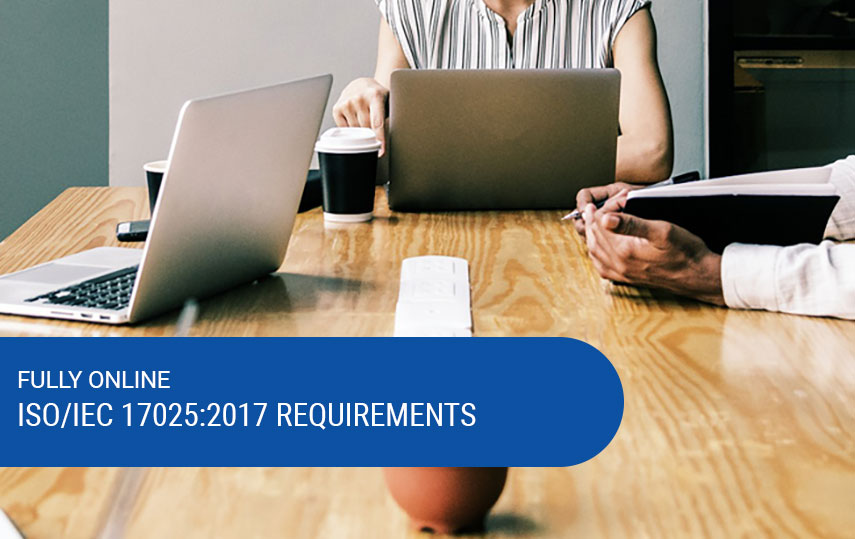 Online ISO/IEC 17025:2017 Requirements Training