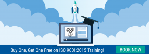 ISO 9001 Training Buy 1 Get 1 Free