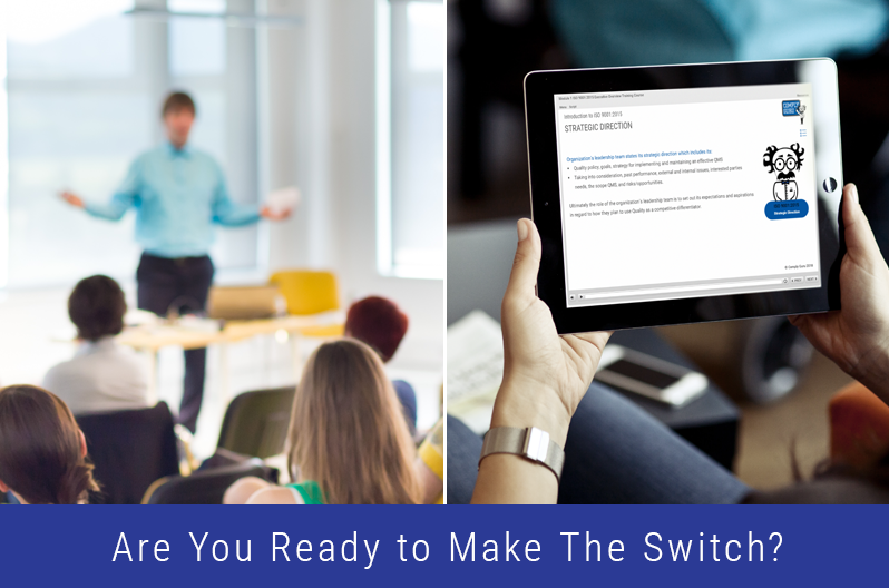 Are You Ready To Make The Switch To Blended Learning?