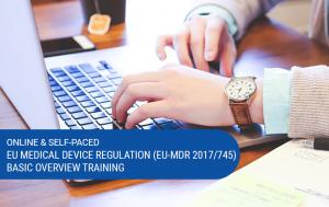 EU MDR Basic Overview Training Image