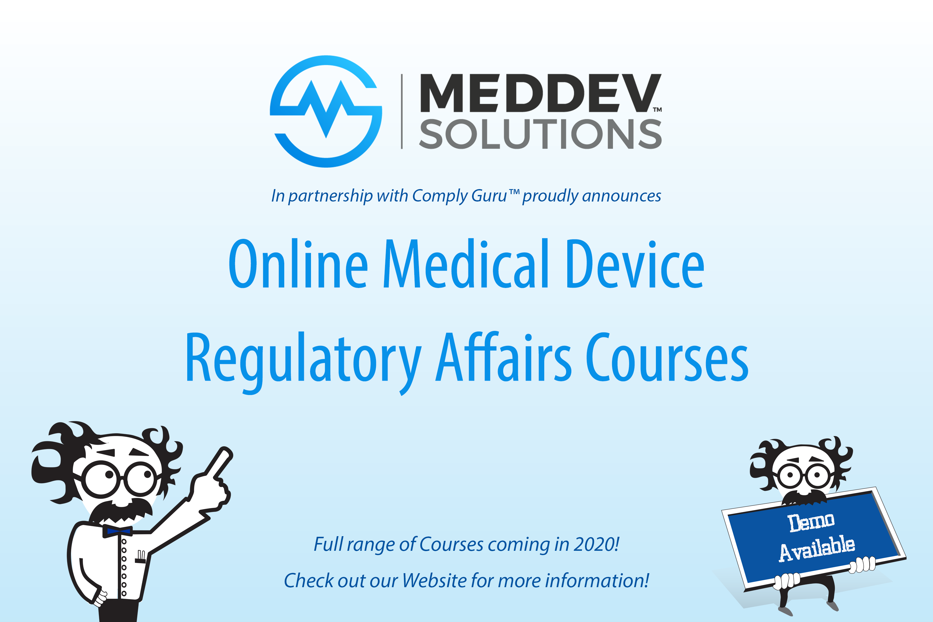 Online Medical Device Regulatory Affairs Courses with Meddev Solutions