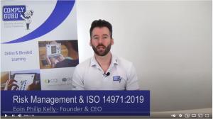 Risk Management Video Cover Image