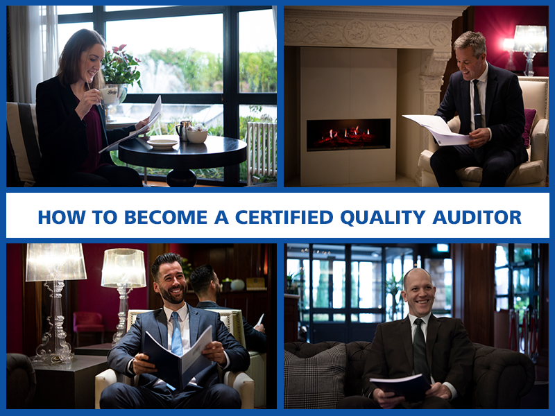 How to Become a Certified Quality Auditor