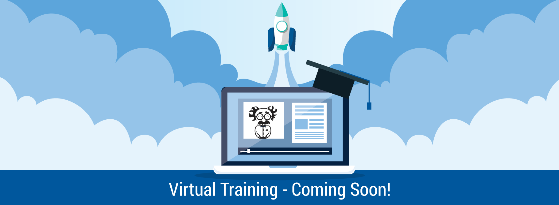 Virtual Training – Learn from Home or Work