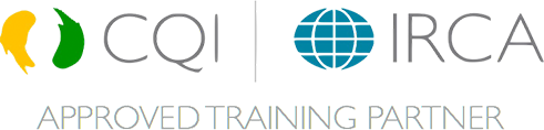 CQI and IRCA Approved Training Partner Logo